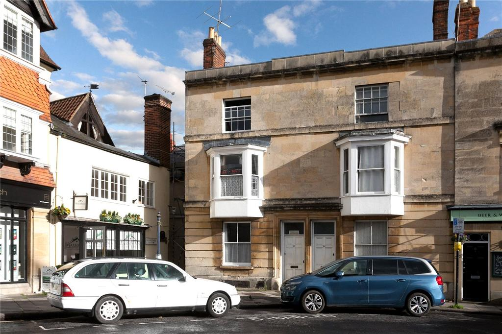 1 Bedroom Flat for sale in St Johns Street, Devizes, Wiltshire, SN10