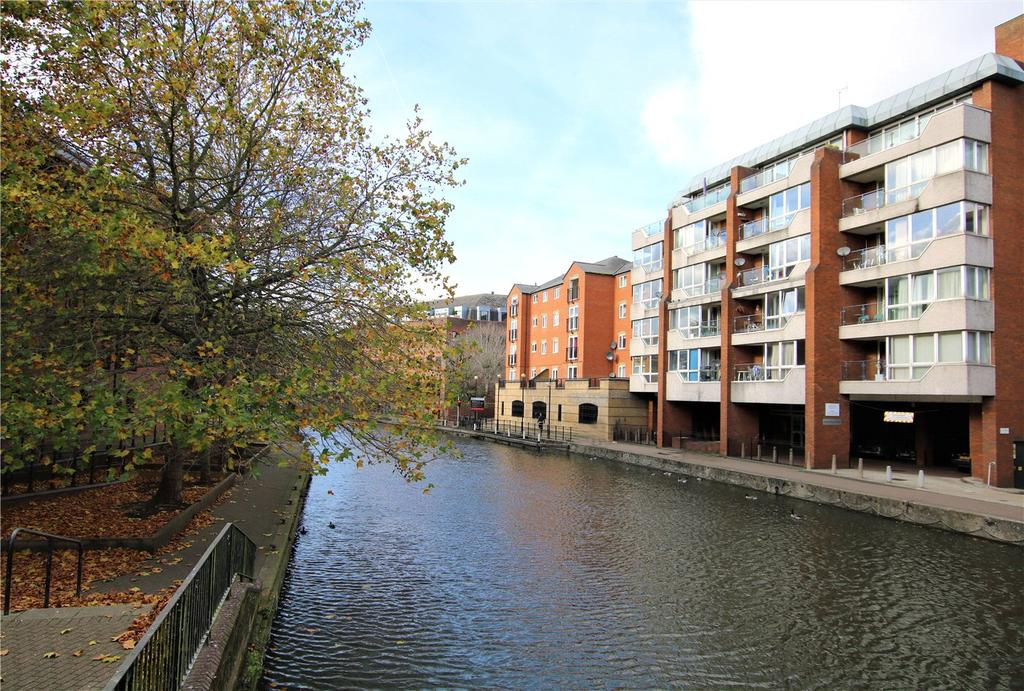 1 Bedroom Flat for sale in Kings Reach Court, Crane Wharf, Reading, Berkshire, RG1