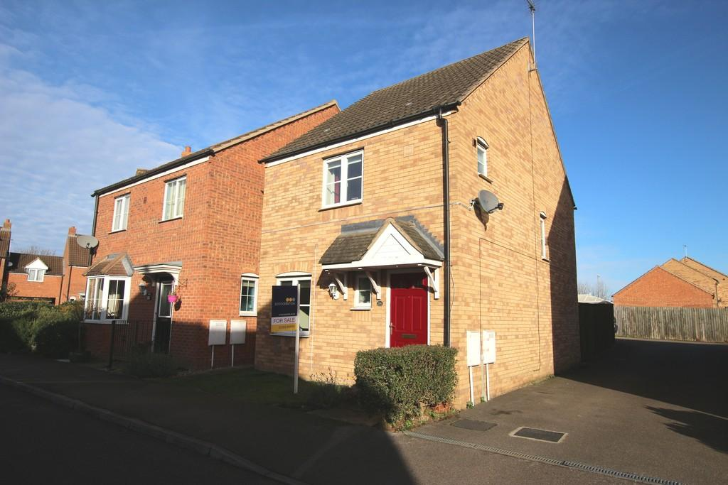 3 Bedrooms Detached House for sale in Fishers Bank, Littleport