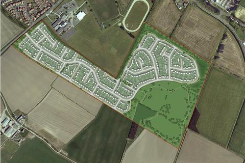 Land for sale - Land adjacent to Acklington Road, Amble, Northumberland