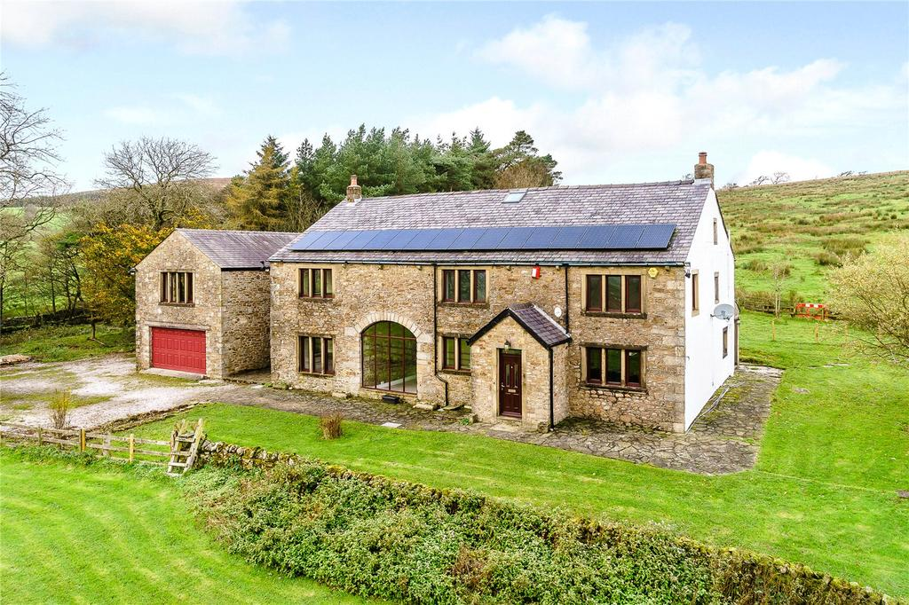5 Bedrooms Detached House for sale in Catlow Road, Slaidburn, BB7