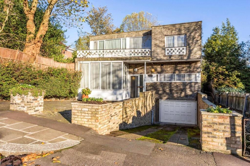 5 Bedrooms Detached House for sale in Maresfield Gardens, Hampstead, London, NW3