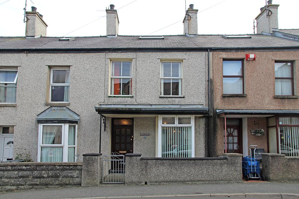 2 Bedrooms Terraced House for sale in Mountain View, Holyhead, North Wales