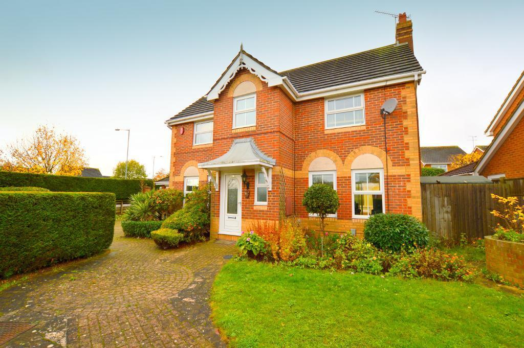 4 Bedrooms Detached House for sale in Gatehill Gardens, Luton, LU3 4EZ