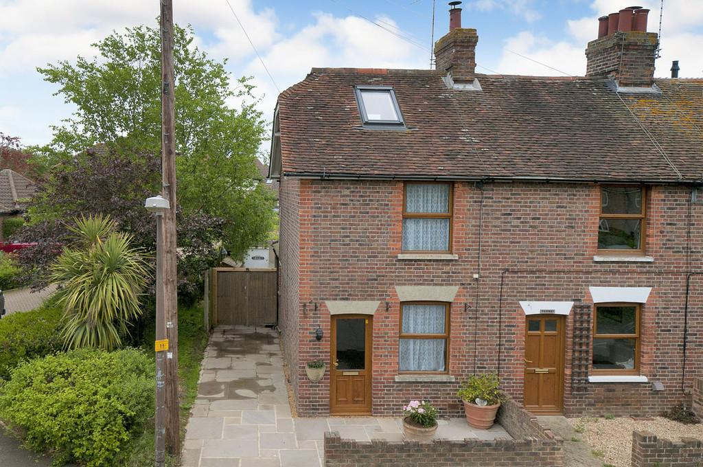 2 Bedrooms End Of Terrace House for sale in Howland Road, Marden