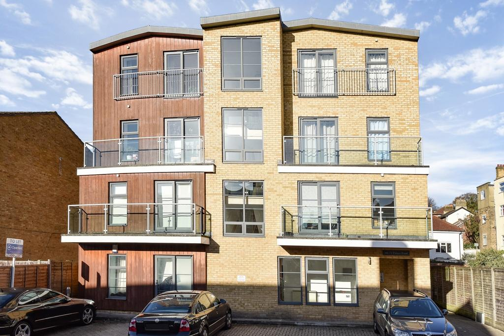 2 Bedrooms Flat for sale in Palace Road London SE19