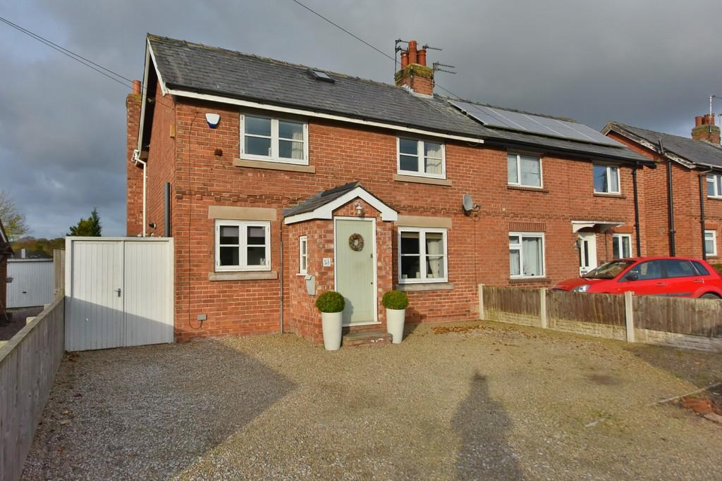3 Bedrooms Semi Detached House for sale in Smithy Lane, Scarsbrick