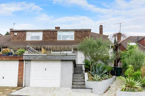 3 bedroom semi-detached house for sale - Bankside, Brighton, BN1