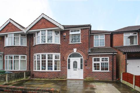 4 bedroom semi-detached house for sale - Westminster Road, Davyhulme, Manchester, M41