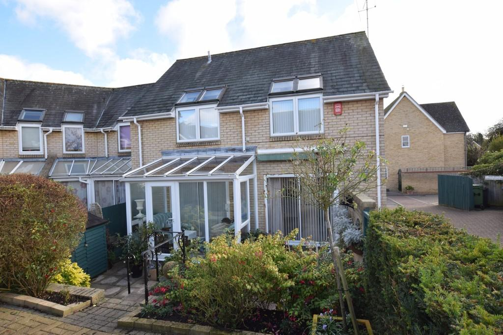3 Bedrooms End Of Terrace House for sale in Non Such Meadow, Sudbury CO10 2FJ