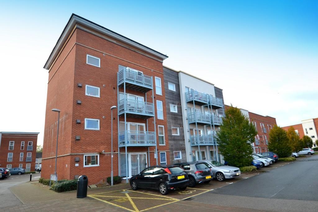 2 Bedrooms Ground Flat for sale in Holman Court, Ipswich, IP2 0ES