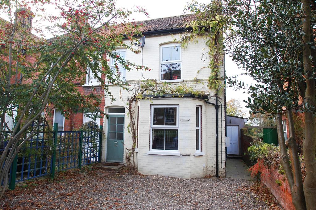 3 Bedrooms Semi Detached House for sale in Mundesley Road, North Walsham