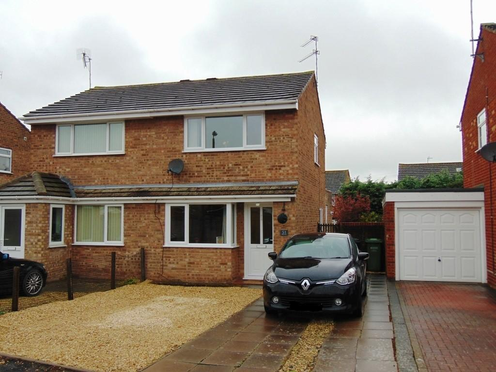2 Bedrooms Semi Detached House for sale in Digby Road, Evesham