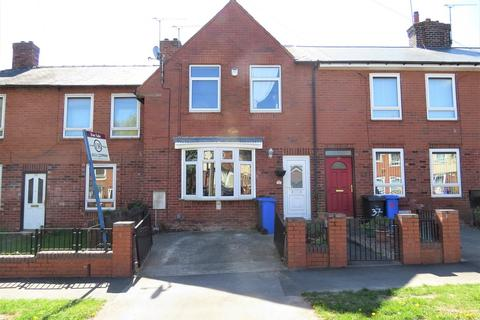3 bedroom terraced house to rent - Fairthorn Road, Sheffield