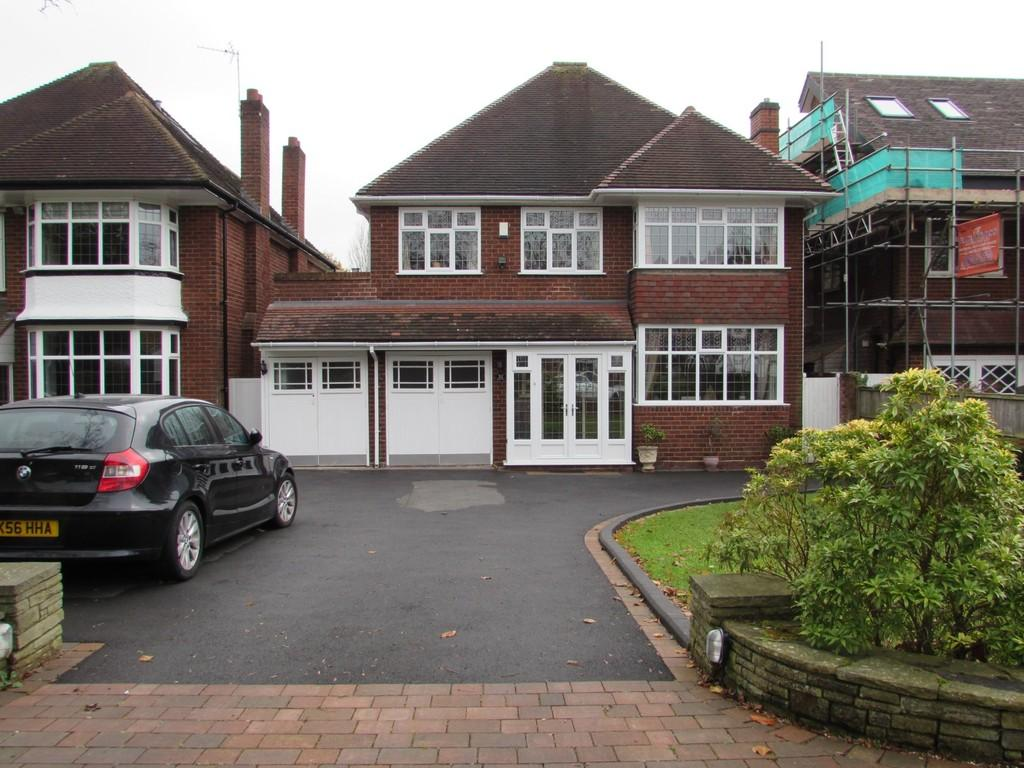 4 Bedrooms Detached House for sale in Mirfield Road, Solihull