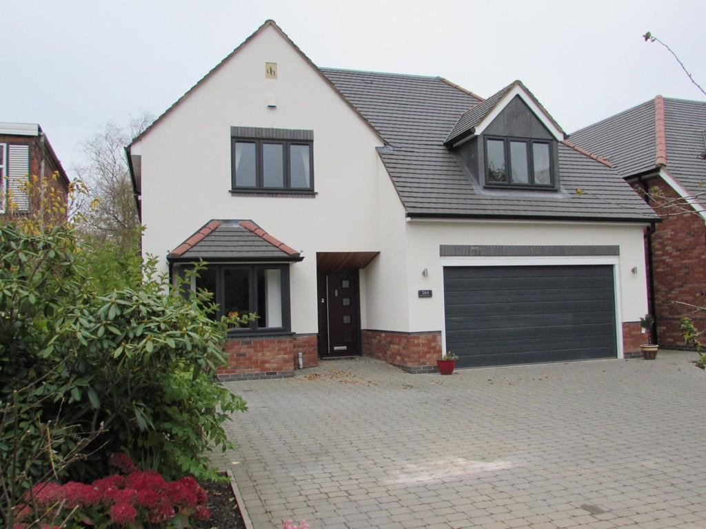 5 Bedrooms Detached House for sale in Dickens Heath Road, Shirley
