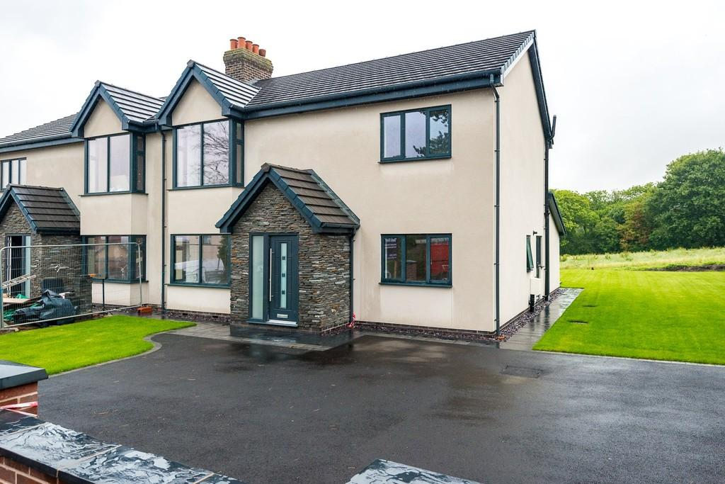 4 Bedrooms Semi Detached House for sale in Moss Bank Road, Moss Bank, St Helens