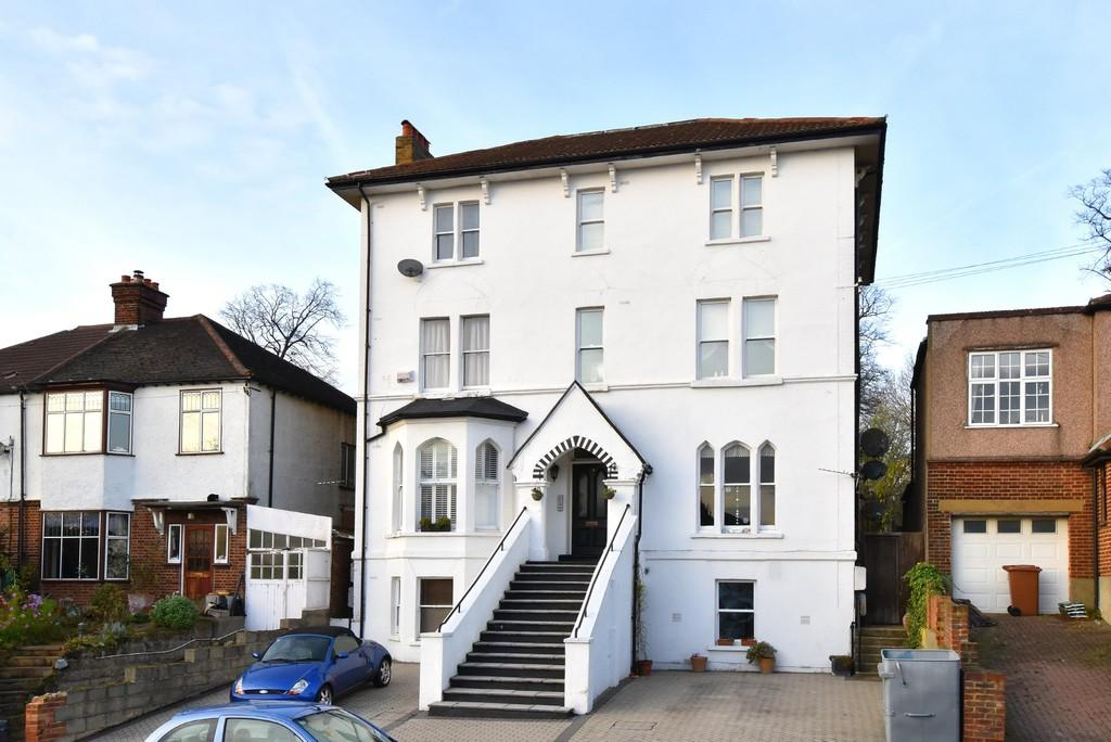 2 Bedrooms Flat for sale in Lowther Hill SE23