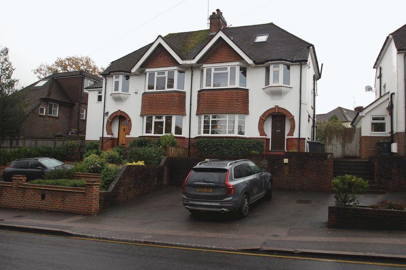 4 Bedrooms Semi Detached House for sale in Brook Street, Tonbridge