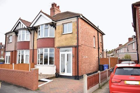 3 bedroom semi-detached house for sale - Dyserth Road, Rhyl