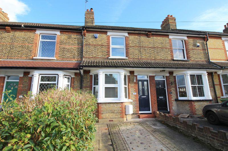 3 Bedrooms Terraced House for sale in Woodside Road, Sidcup