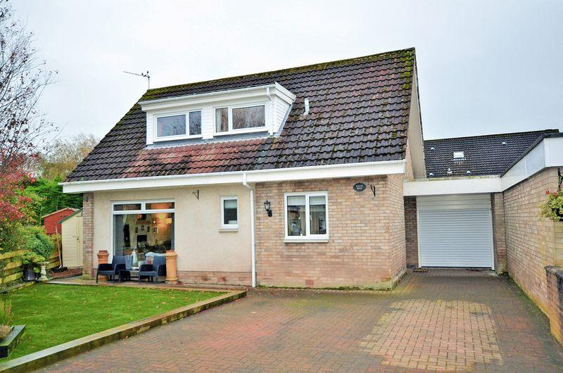 3 Bedrooms Detached Villa House for sale in 20 Monkwood Place, Ayr KA7 4UL