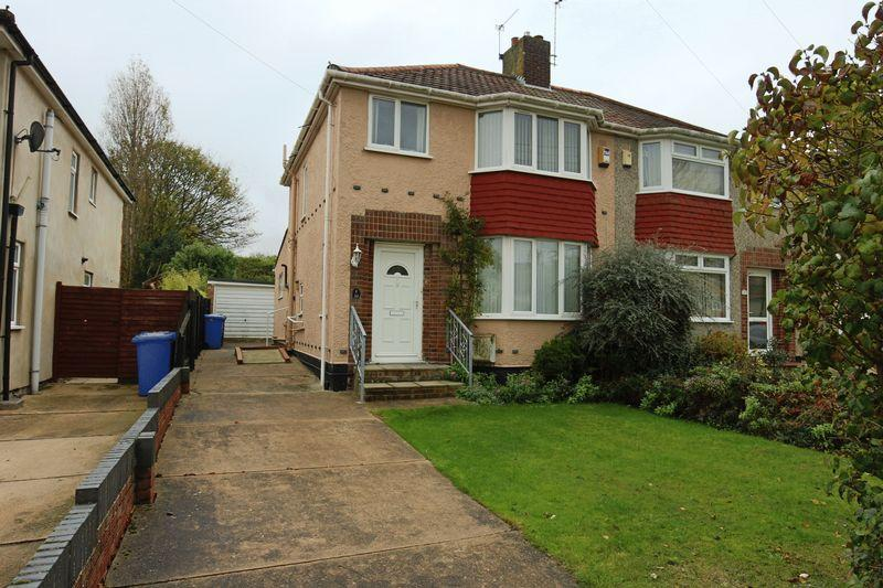 3 Bedrooms Semi Detached House for sale in Higher Drive, Lowestoft