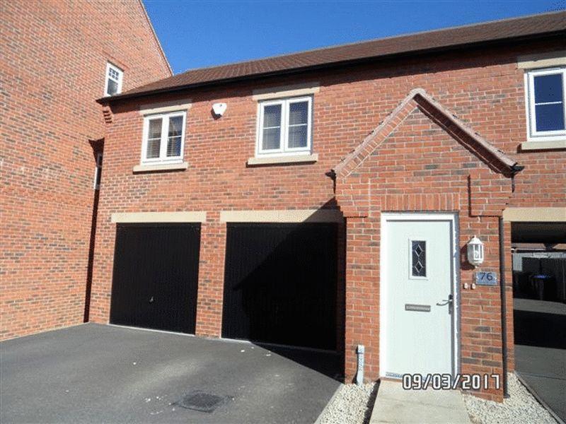 1 Bedroom Apartment Flat for rent in Barnards Way, Kibworth