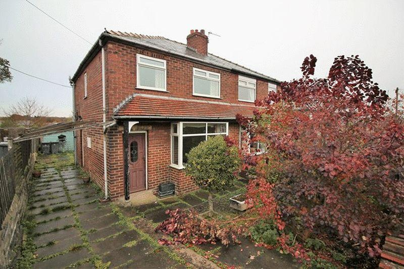 3 Bedrooms Semi Detached House for sale in Whitehall Grove, Birkenshaw, Bradford