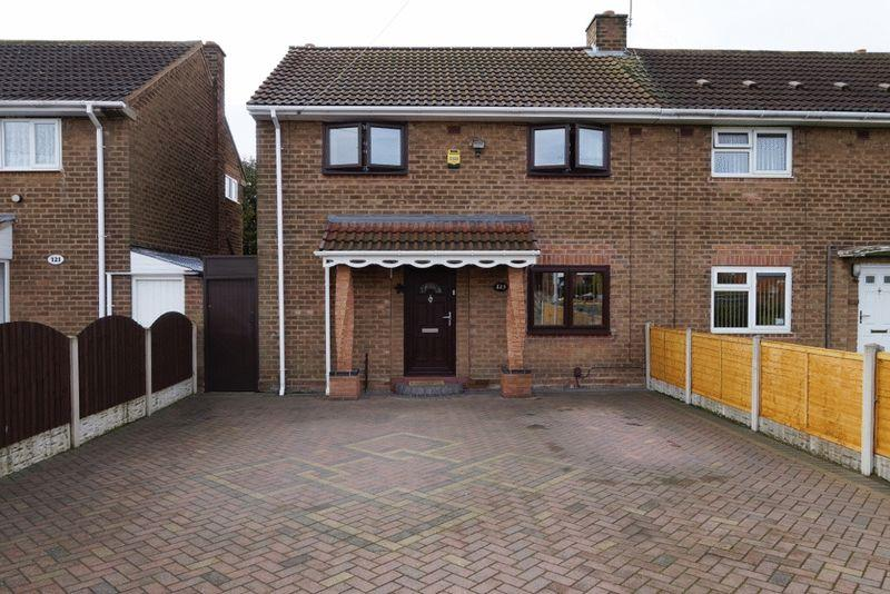 3 Bedrooms Semi Detached House for sale in Deans Road, East Park, Wolverhampton