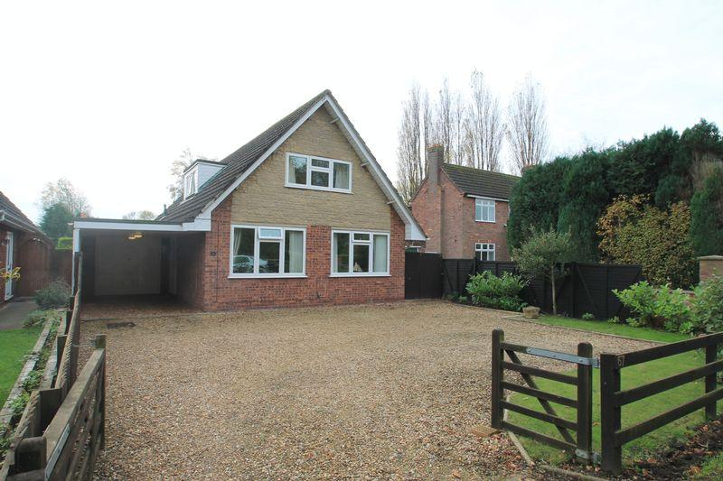 4 Bedrooms Chalet House for sale in Roman Road, Moulton Chapel