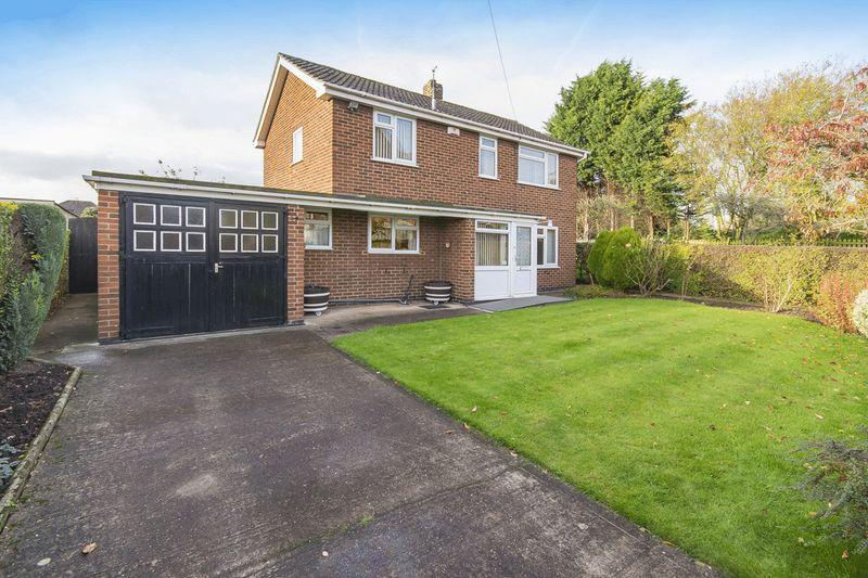 3 Bedrooms Detached House for sale in ST JOHNS DRIVE, CHADDESDEN