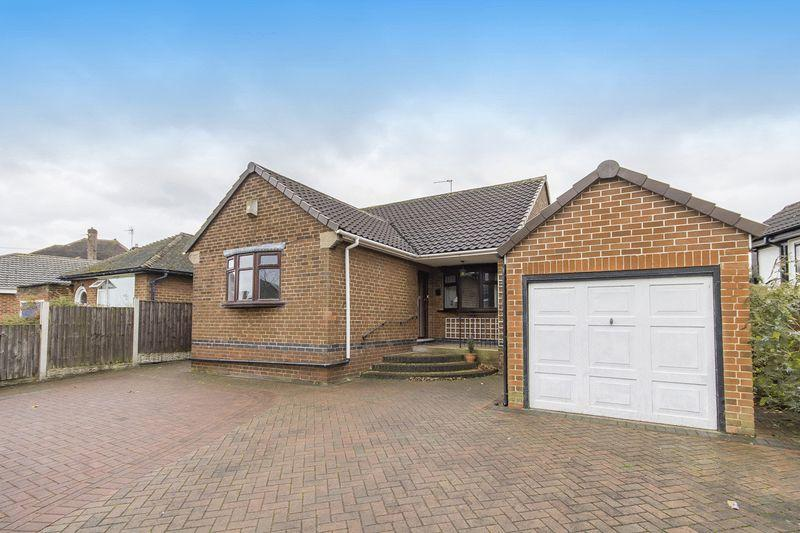 2 Bedrooms Detached Bungalow for sale in HIGHFIELD ROAD, LITTLEOVER