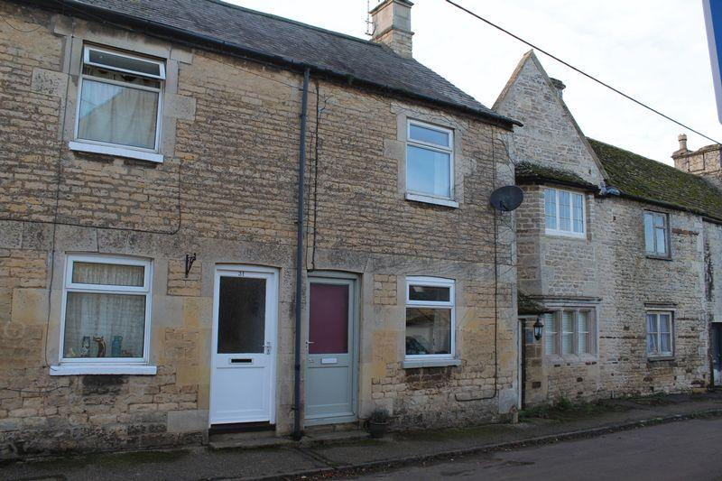 2 Bedrooms Terraced House for sale in West Street, Easton on the Hill