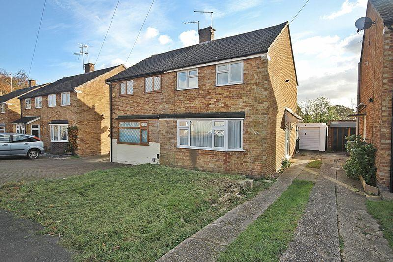 3 Bedrooms Semi Detached House for sale in Townfield Road, Flitwick