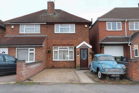 3 bedroom semi-detached house for sale - Sandiacre Drive Thurmaston