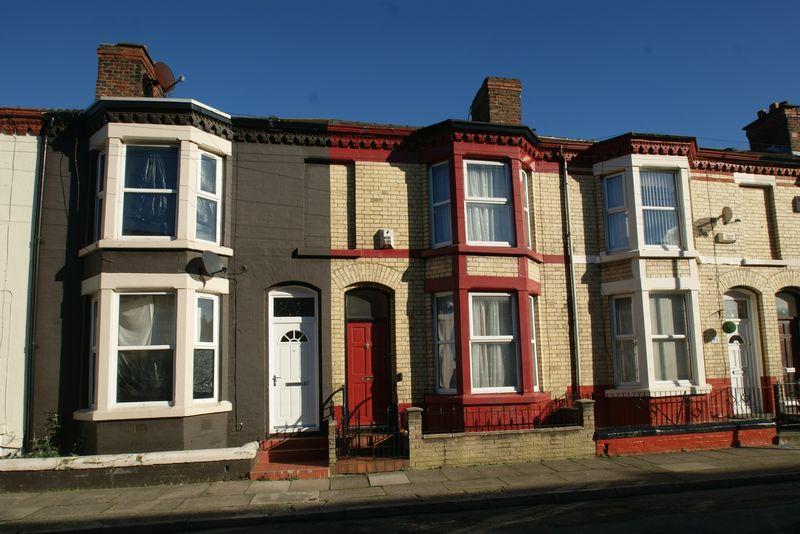 2 Bedrooms Terraced House for sale in Newcombe Street, Liverpool