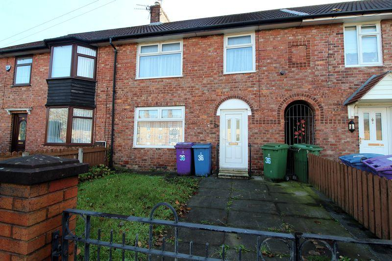 3 Bedrooms Terraced House for sale in East Lancashire Road, Liverpool