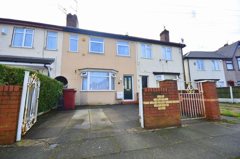 3 Bedrooms Terraced House for sale in Whitelodge Avenue, Huyton