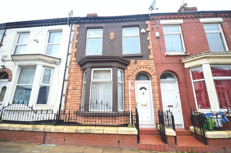 2 Bedrooms Terraced House for sale in Bradfield Street, Fairfield