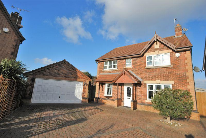 4 Bedrooms Detached House for sale in Greenleas Close, Wallasey