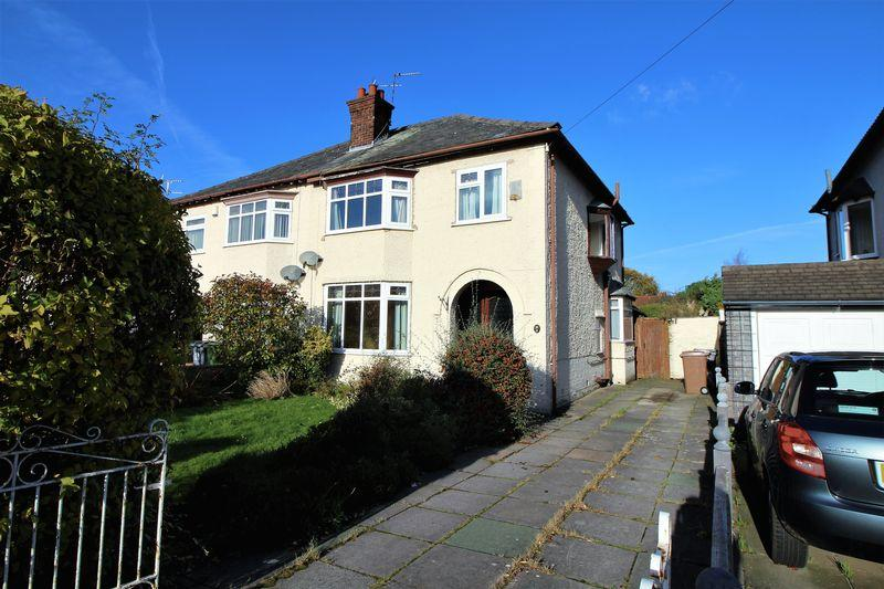 3 Bedrooms Semi Detached House for sale in Fairacres Road, Wirral