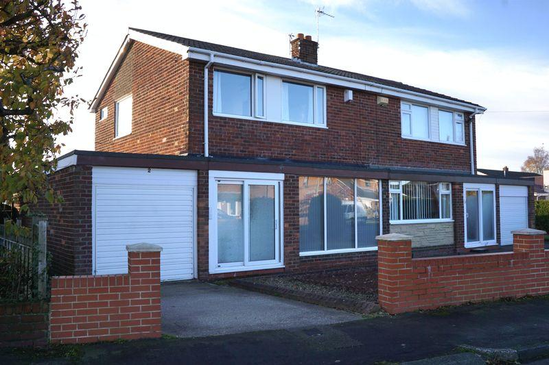 3 Bedrooms Semi Detached House for sale in Callander, Chester le Street