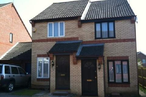 2 bedroom semi-detached house to rent - Sandringham Court, Kettering