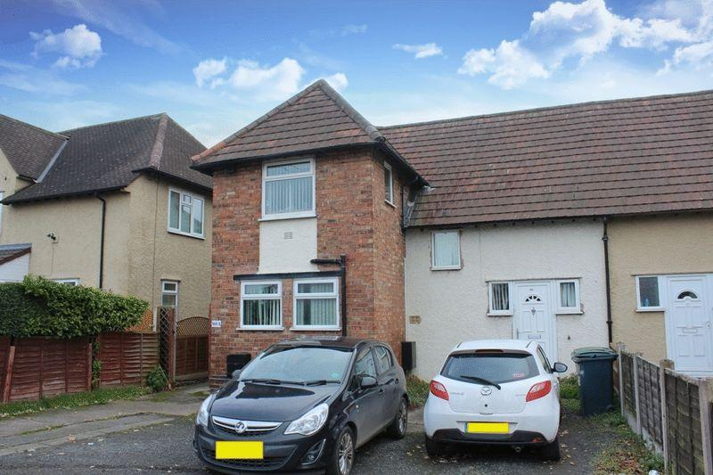 2 Bedrooms Apartment Flat for sale in Whitchurch Road, Harlescott, Shrewsbury, SY1 4DS