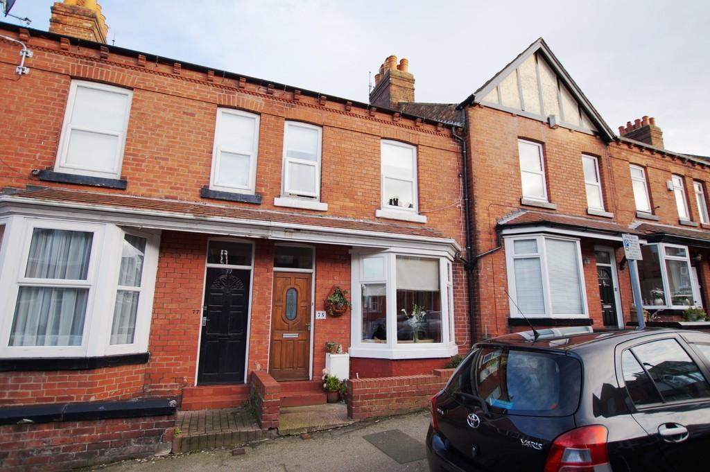 3 Bedrooms Terraced House for sale in 75 Tennyson Avenue