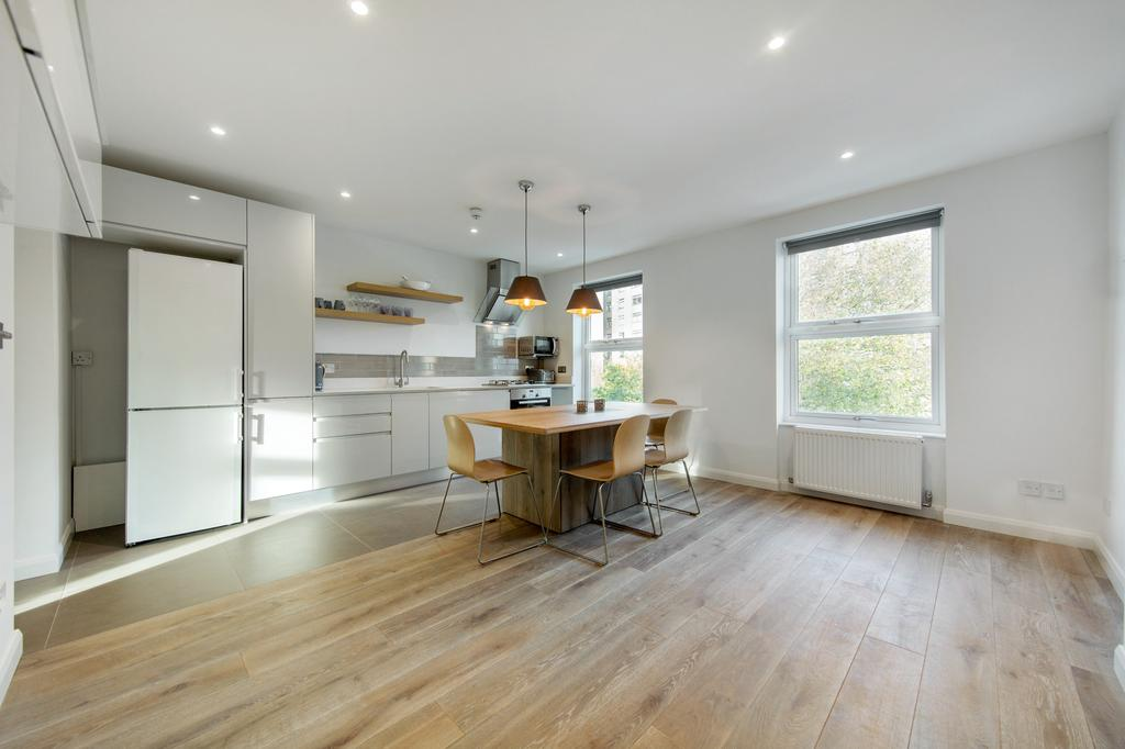 1 Bedroom Flat for sale in North End Road, London