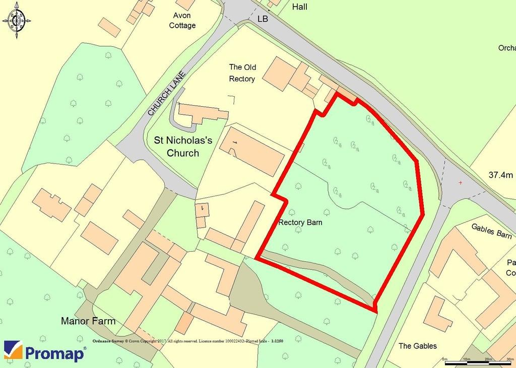 Land Commercial for sale in Southwell Road, Hockerton