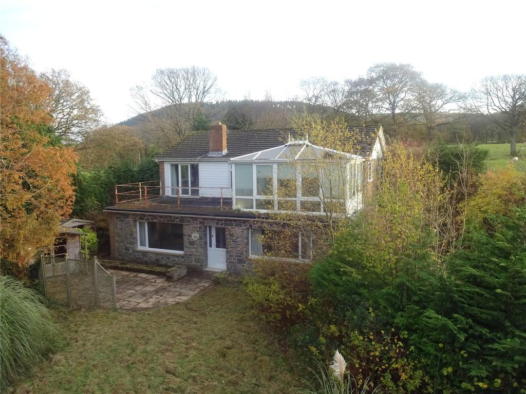 4 Bedrooms Detached House for sale in Carno, Caersws, Powys