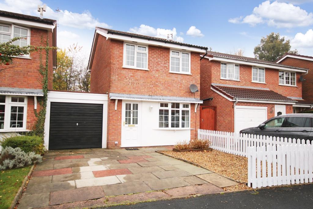 2 Bedrooms Link Detached House for sale in Mainwaring Drive, Wilmslow SK9 2QD